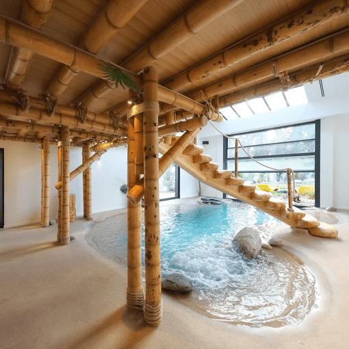 Mezzanine Bambou
